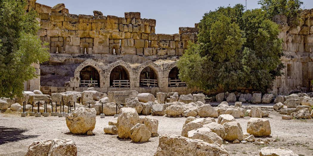 Klassische Archäologie: Überreste römischer Architektur